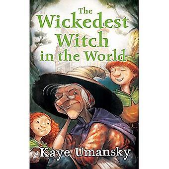 La sorcière Wickedest d'entre eux tous les