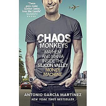 Chaos małpy: Wewnątrz maszyny pieniądze Silicon Valley