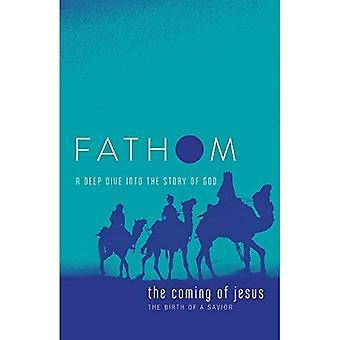 Fathom Bijbelstudies: De komst van Jezus Student Journal: een diepe duik in het verhaal van God (Fathom Bijbelstudies)