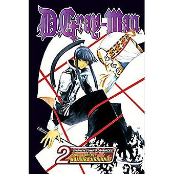 D. Gray-Man: v. 2 (d. Gray-mann)