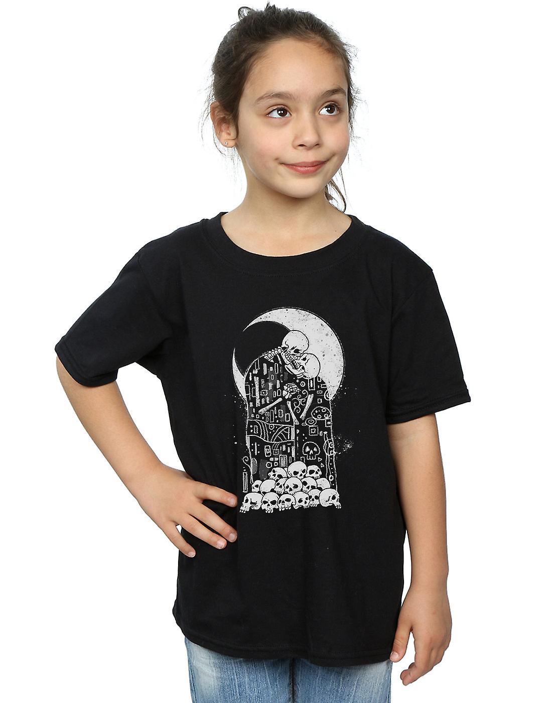 Vincent Trinidad Girls Kiss Of Death T-Shirt