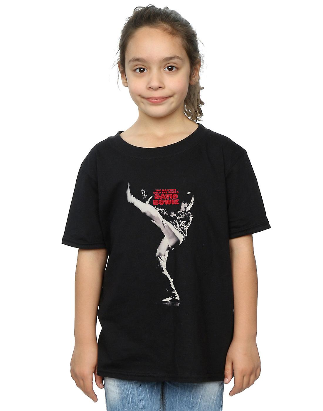 David Bowie Girls The Man Who Sold The World T-Shirt