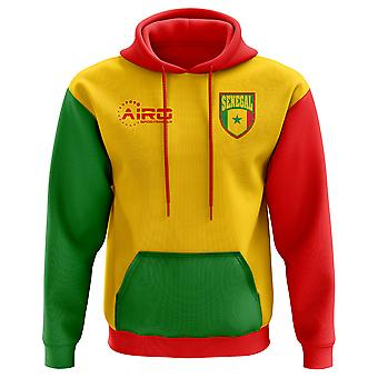 2018-2019 Senegal Third Concept Football Hoody (Kids)