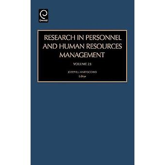 Research in Personnel and Human Resources Management by Martocchio & Joseph J.