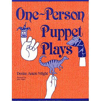 OnePerson Puppet speelt door Wright & Denise