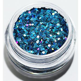 1pcs hexagon glitter Atlantic