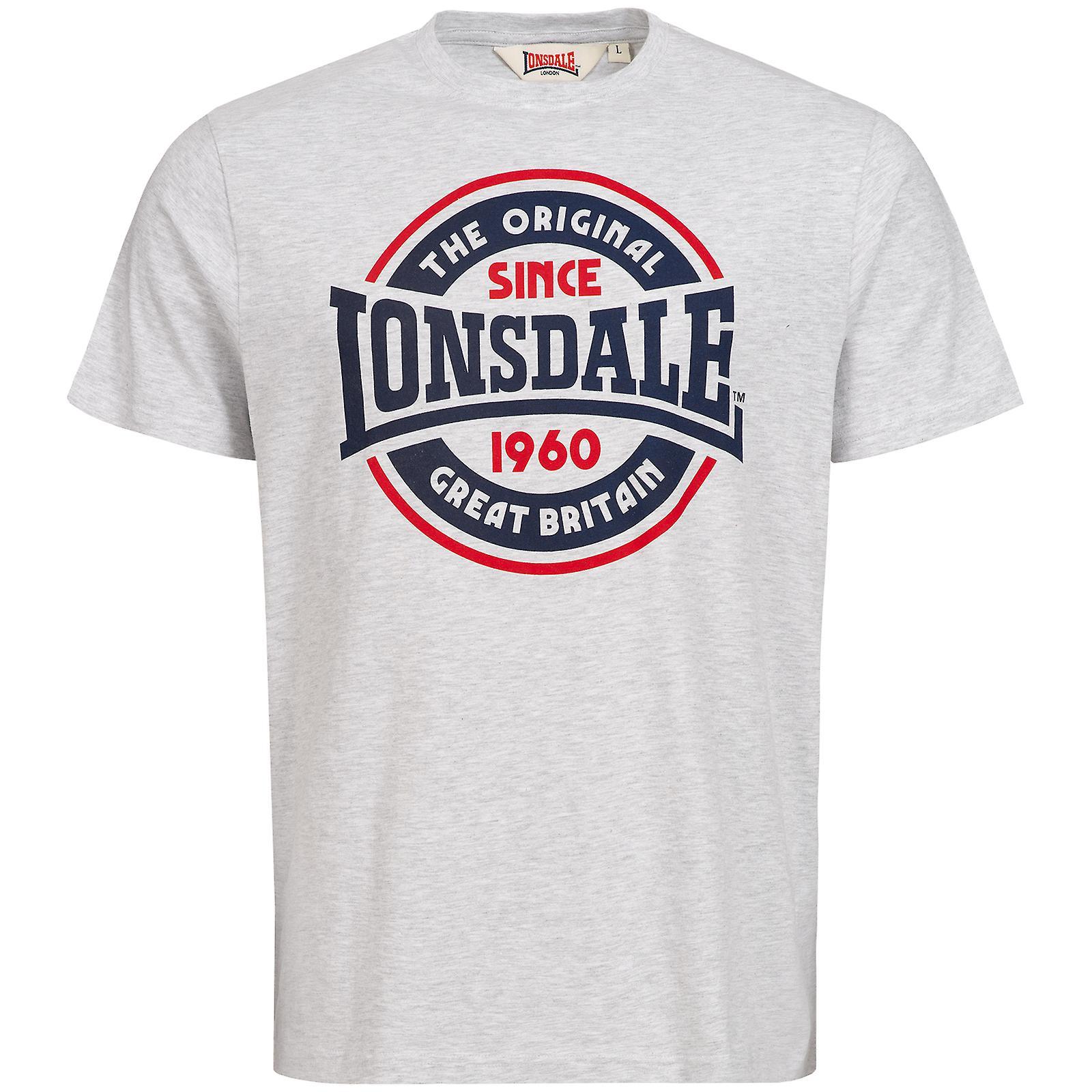 Lonsdale Herren T-Shirt Richborne