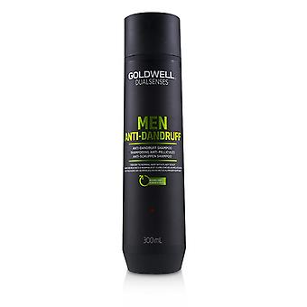 Goldwell Dual Senses Men Anti-dandruff Shampoo (for Dry To Normal Hair With Flaky Scalp) - 300ml/10.1oz