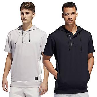 Adidas Golf mens adicross korte mouw Hoody