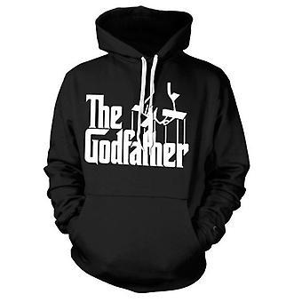 The Godfather Logo Black Hoodie