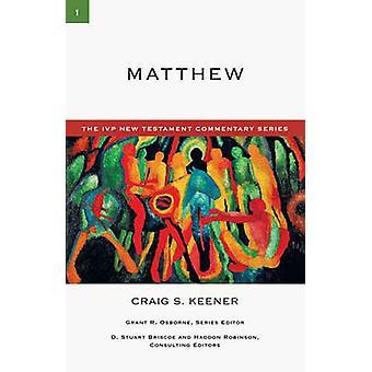 Matthew by Craig S Keener - 9781844744510 Book