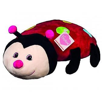 Hermann Teddy abrazo beanbag Ladybug Daisy