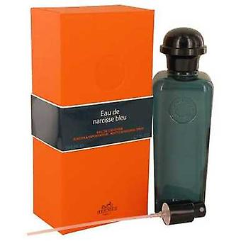 Eau De Narcisse Bleu de Hermes Cologne Spray (unisexe) 6,7 Oz (femmes) V728-539941