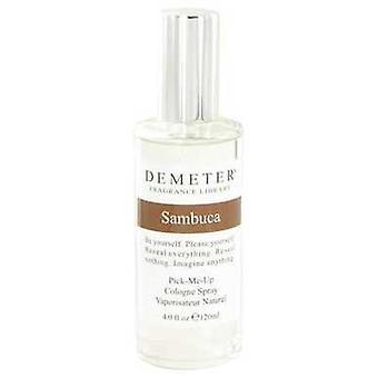 Demeter Sambuca By Demeter Cologne Spray 4 Oz (women) V728-455611