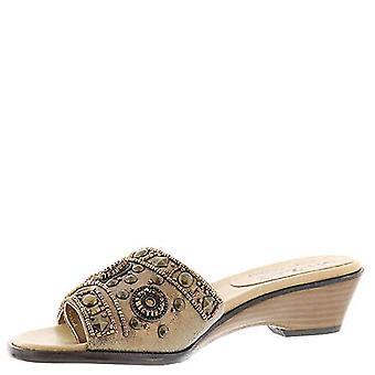 Vaneli Womens Kaija Split Toe Casual Platform Sandals