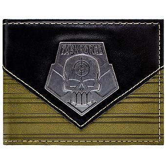 Suicide Squad Deadshot Task Force ID & Card Bi-Fold Wallet