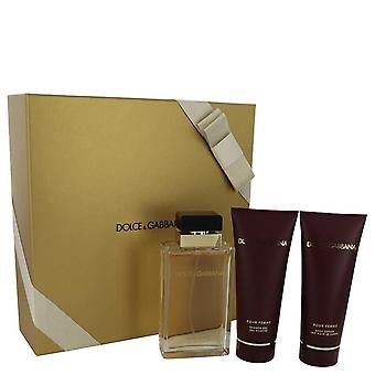 Dolce & Gabbana Pour Femme Gift Set By Dolce & Gabbana   540474