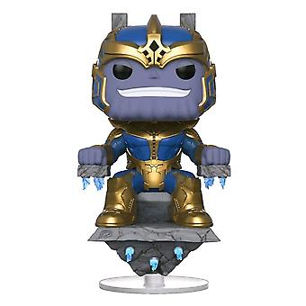 Marvel Studios 10th Anniversary Thanos on Throne Pop! Deluxe