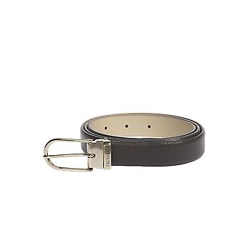 Donna Trussardi's Trussardi belt in real leather 1DA530