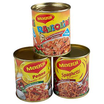Tanner Pasta Tins Set Of 3 (Maggi)