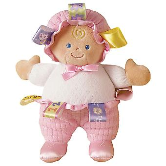 Taggies Baby Doll