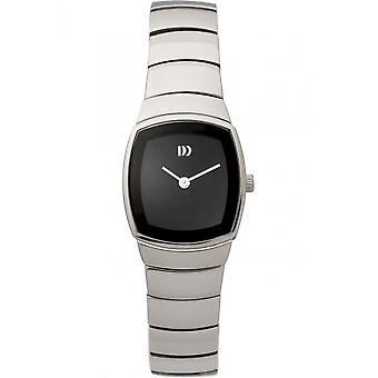 Diseño danés - Reloj de pulsera - Damas - IV63Q856 TITANIUM