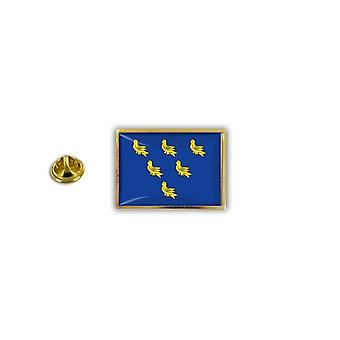 Pins Pin Badge Pin's Metal Broche Drapeau Anglais Royaume Uni Sussex R3