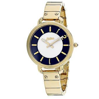 Jean Paul Gaultier Women's Index Silver Dial Watch - 8504303