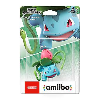 Nintendo Amiibo Personagem - Ivysaur Super Smash Bros. Collection Switch