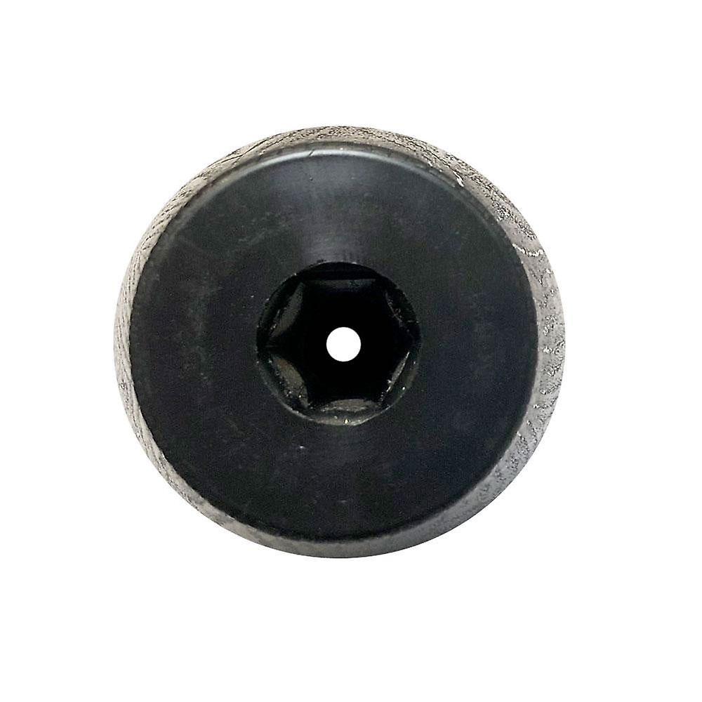 Jambe de meubles en plastique conique 6,5 cm (4 pièces)
