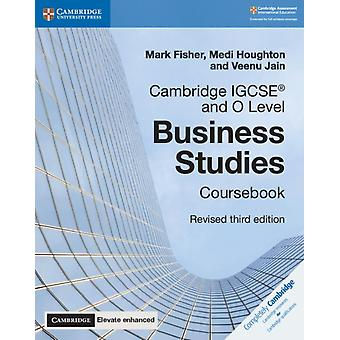 Cambridge IGCSE R and O Level Business Studies Revised Cou by Mark Fisher