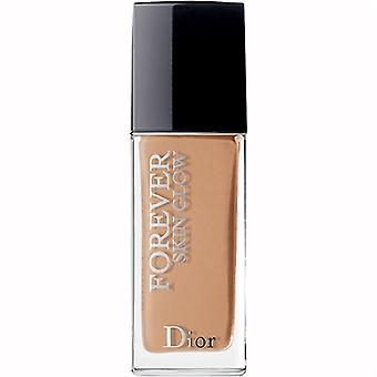 Christian Dior Forever Skin Glow 24H Wear Radiant Perfection Foundation SPF 35 4W Warm 1oz / 30ml