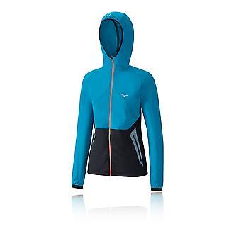 Running Hoodie estática de Mizuno BT ater feminino