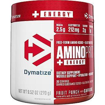Dymatize Amino Pro +Energy  270 gr