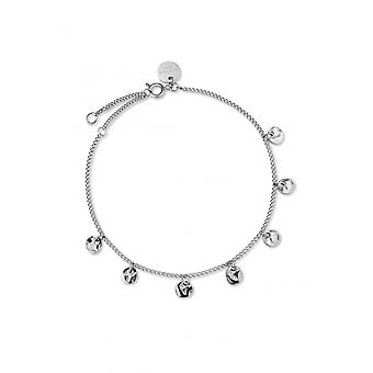 Rosefield BRACELET BMLBS-J237 - Collection THE LOIS charms Adjustable Steel Women