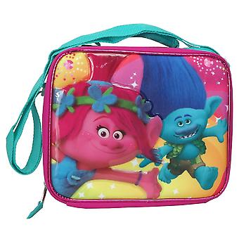 Lunch Bag - Trolls - Rock N Trolli Pink Girls Case 187080