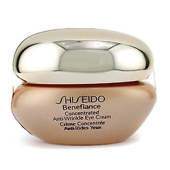 Shiseido Benefiance Concentrado Antirruga Creme ocular 15ml/0.5oz