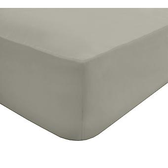 Fitted Bed Sheet Natural - Double
