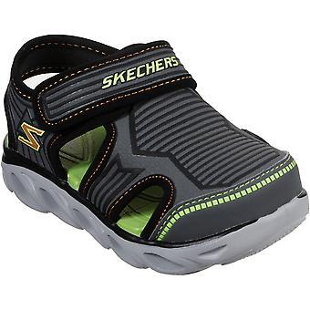 Skechers Boys S Lights Hypno Splash Zotex Summer Sandals