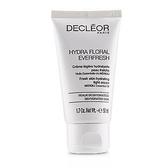 Hydra floral everfresh fresh skin hydrating light cream for dehydrated skin (salon product) 235947 50ml/1.7oz