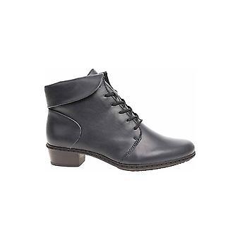 Rieker Stiefelette Y071114 אוניברסלי כל השנה נשים נעליים