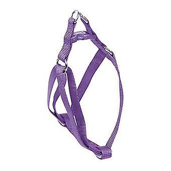 Nayeco Basic koira valjaat kokoa XL Lila (koirat, kaulus kaulanauha, johtaa ja valjaat, valjaat)