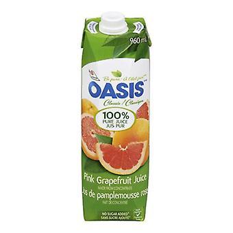 Oasis Prisma Rosa Grapefrukt Juice-( 960 Ml X 1 flaskor )