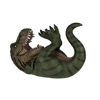 وينوسوروس ريكس الديناصور الأخضر حامل زجاجة النبيذ