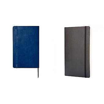 Moleskine Classic Large Soft Cover Dotted Notebook