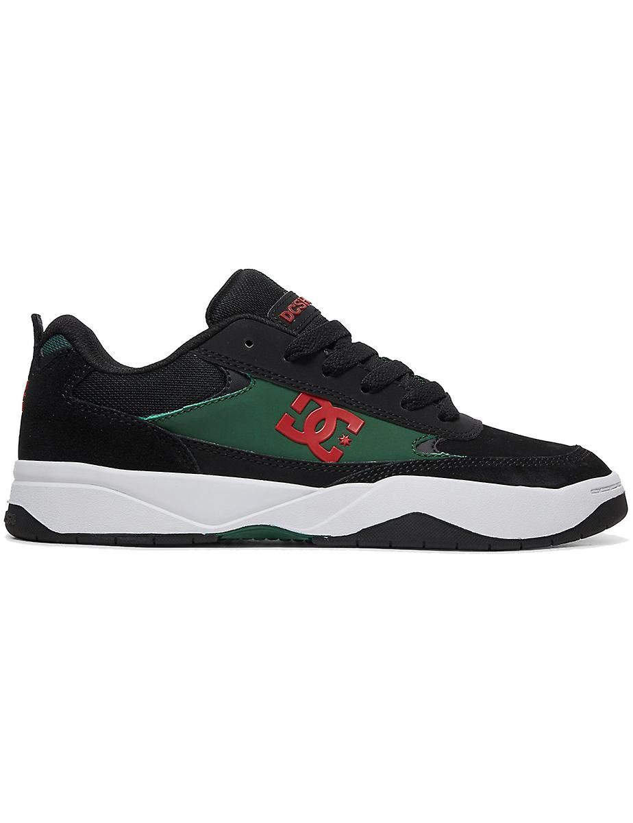 Dc Penza Trainers In Black/red/green