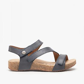 Josef Seibel Tonga 25 Dames Cuir Touch Sandals Jeans