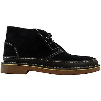 Clarks Bushacre Rand Black Suede 26107697 Men's