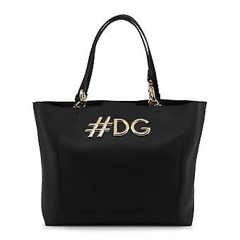 Dolce och Gabbana Original Kvinnor året Axelväska - Svart Färg 41870