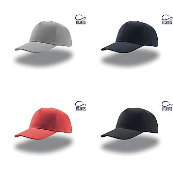 Atlantis Liberty Five Heavy Brush Cotton 5 Panel Cap (Pack of 2)